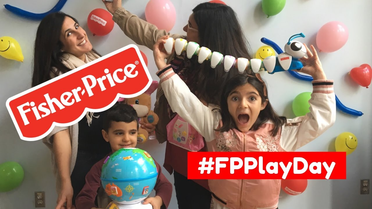 Fisher Price Play Day