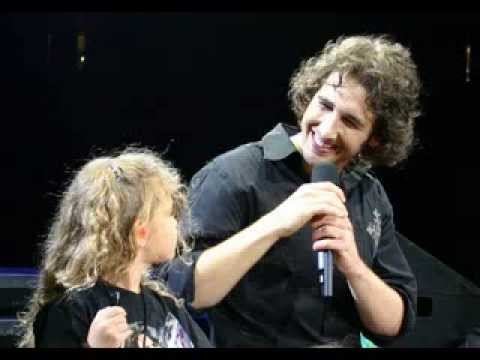 Josh Groban and his lovely SMILE