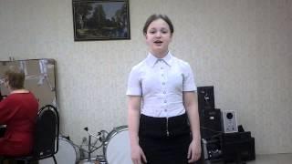 31  Орехова Екатерина с п  Локосово   Ой, кулики жаворонушки