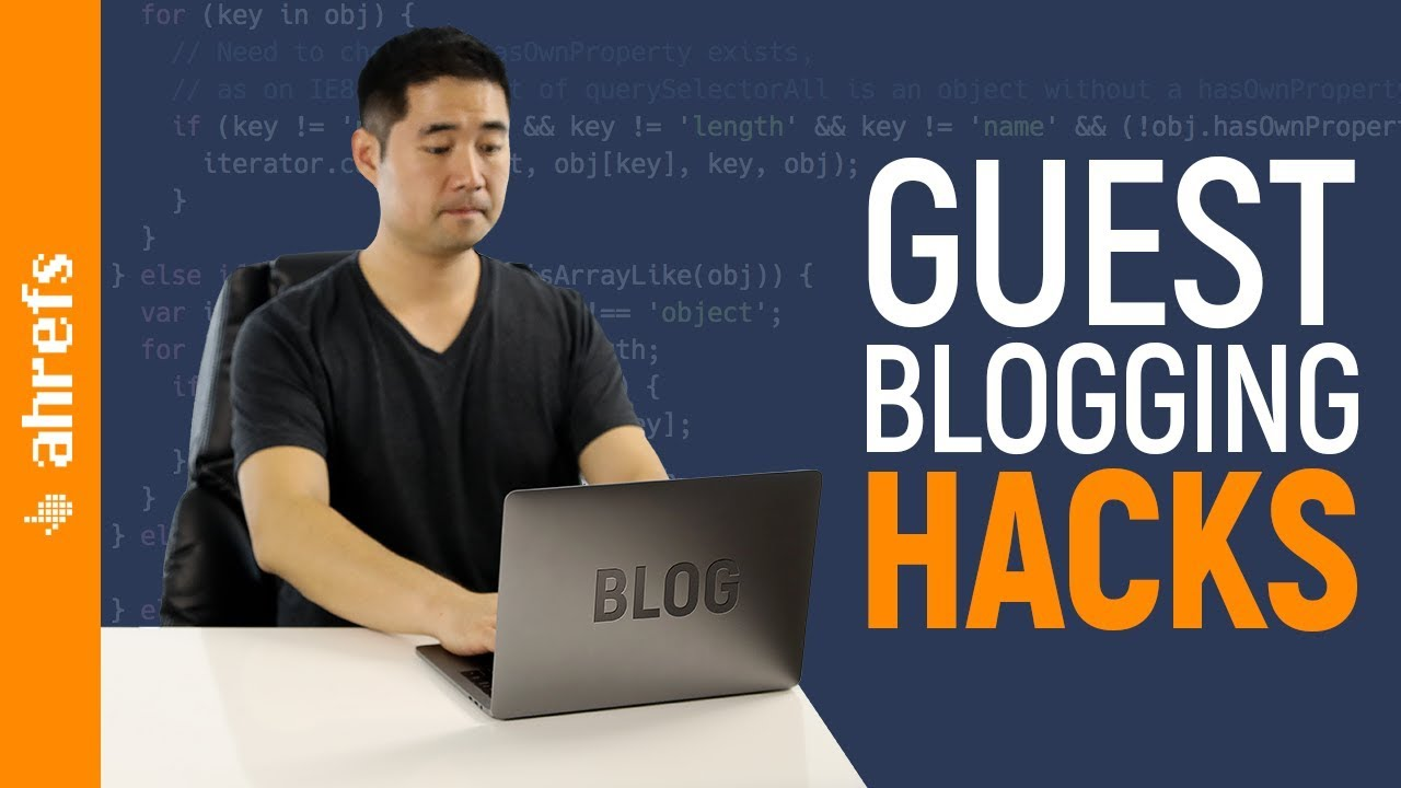 How to Find Guest Blogging Sites and Easy Keyword Targets with Content  Explorer