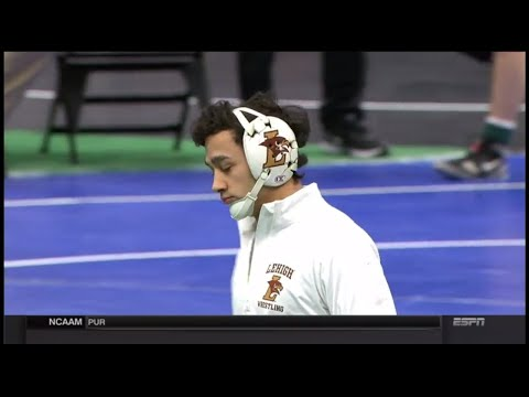 2018 NCAA Wrestling Championship Semifinals (125 Lbs.) Suriano Vs Cruz / Tomasello Vs Lee