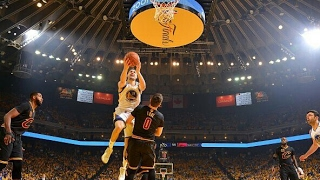 Cleveland Cavaliers vs GS Warriors - 1st Half Highlights | Game 2 | June 4, 2017 | #NBAFinals