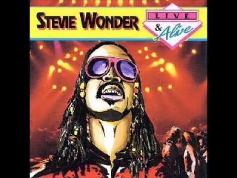 Stevie Wonder - Visions 7-14-73