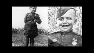 Сергей Алешков: сколько лет было самому молодому солдату Второй мировой войны