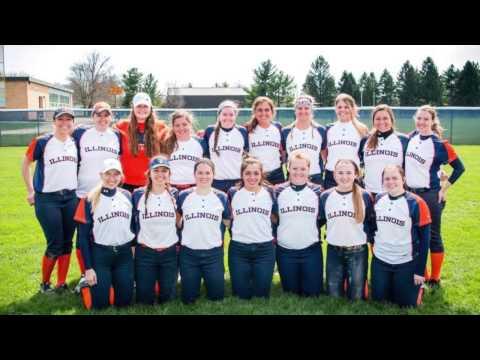 University of Illinois Club Softball 2017