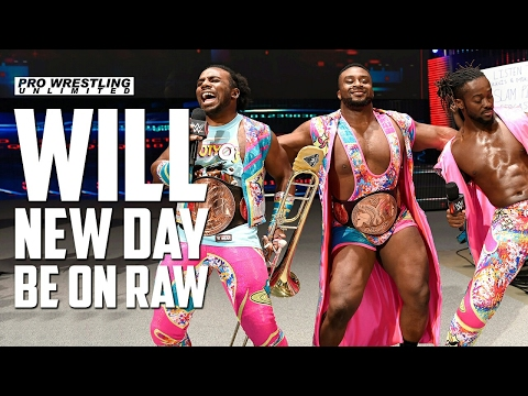 Will The New Day Be On RAW Tonight; Why Xavier Woods Was Off The Road This Past Weekend