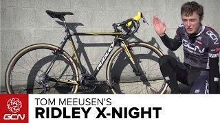 Tom Meeusen's Ridley X-Night