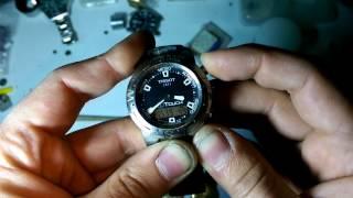 Як Встановити Тіссот T-Touch Годинник