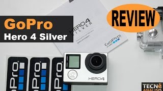 GoPro Hero 4 Silver review (en español)