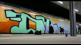WARCITY 2018 - FULL GRAFFITI MOVIE