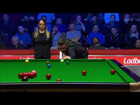 Ladbrokes World Grand Prix 2018 - Hot Shots (by ITV4)