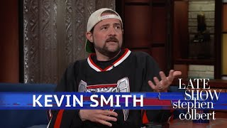 Download How Kevin Smith Stayed Calm During A Heart Attack Mp3 and Videos
