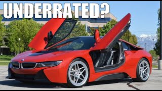 REVIEW OF THE 2017 BMW i8: IS THIS THE BEST USED SPORTS CAR/SUPER CAR YOU CAN BUY FOR UNDER $100K?
