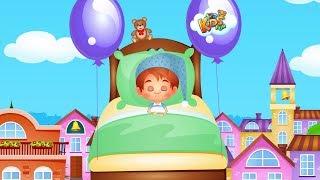 Piosenka o chłopcu który nie chciał spać - dla dzieci