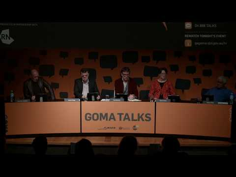 GOMA Talks Queensland | What shapes us: Policy and public