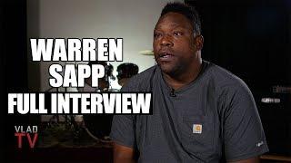 Warren Sapp on Odell Beckham Jr, Cam Newton, The Rock, Kanye (Full Interview)