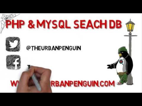 MySQL And PHP Searching The DB