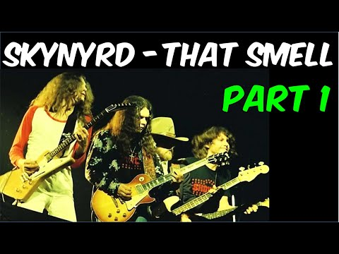 That Smell, Part 1 Lynyrd Skynyd (Guitar Lesson with TAB)