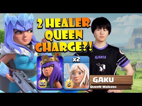 INSANE 2 HEALER QUEEN CHARGE LAVALOON By GAKU! Also QC Quad Quake LavaLoon And QC Electro Drags!