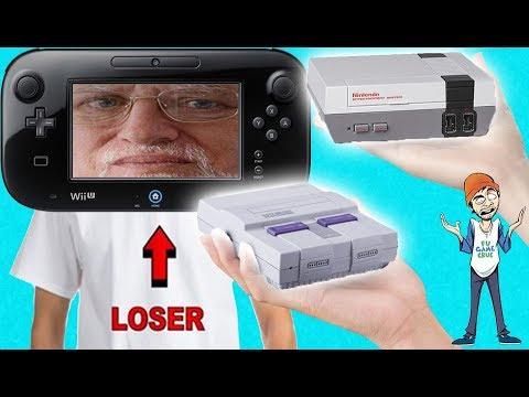 Nintendo SNES/NES Classics To Outsell The Wii U - FUgameNews