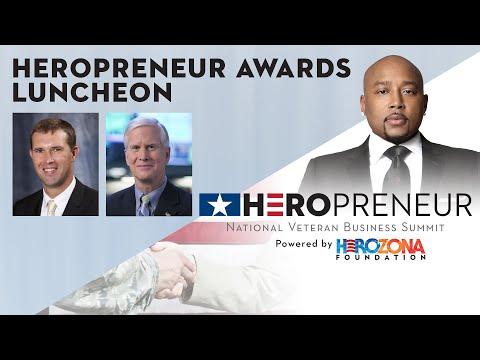 HeroPreneur Awards Luncheon & Fireside Chat