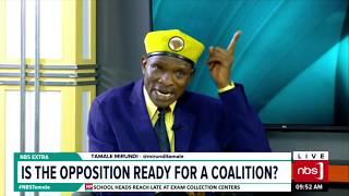 Bobi Wine should never team up with Besigye| One on One with Tamale Mirundi