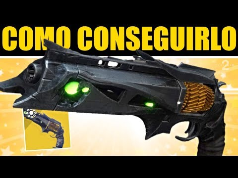Destiny 2: COMO CONSEGUIR LA AVENTURA DEL ESPINO (THORN) Y TODOS LOS PASOS! thumbnail