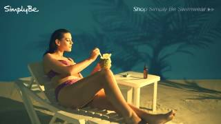 Laura Catterall - Holiday Swimwear for Simply Be by 12PlusUK1