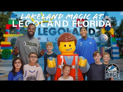 Lakeland Magic Visit LEGOLAND Florida Resort In Winter Haven, FL