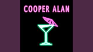 Cooper Alan Pink Umbrella Drinks
