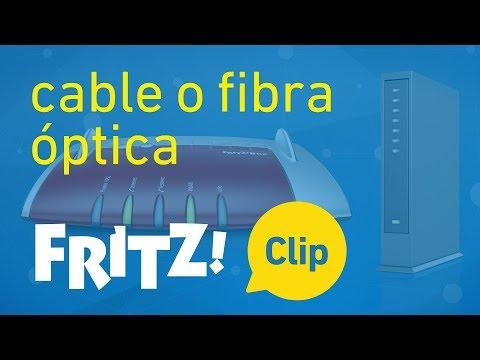 FRITZ! Clip – Acceso a Internet con un módem ya disponsible (cable o fibra óptica)
