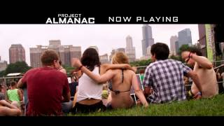 Paramount Pictures: Project Almanac Movie - Again & Again