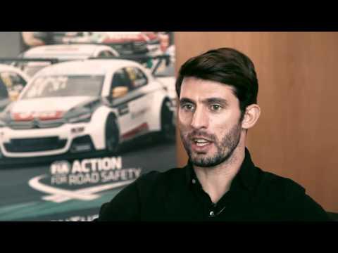 "WTCC - José María López Interview - ""Doing it the hard way"""