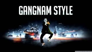 PSY Gangnam Style Metal Version