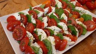 Insalata Caprese - Casual Kitchen