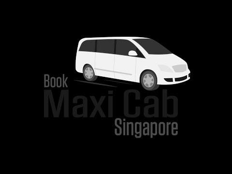Maxi Cab Singapore Booking | 7 Seater Taxi