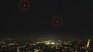 UFOs Over Los Angeles, California - September 2015 | UFO Sightings