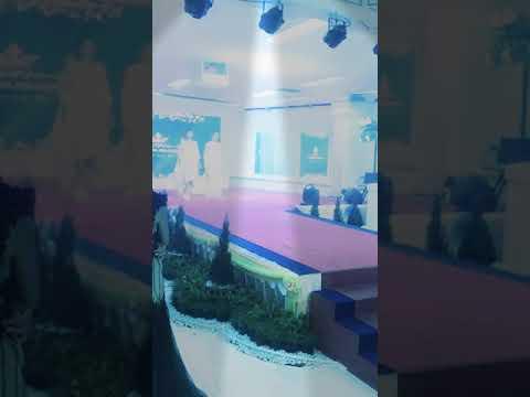 Miss India Asia pacific 2017 ramp walk in Bangkok Thailand😊