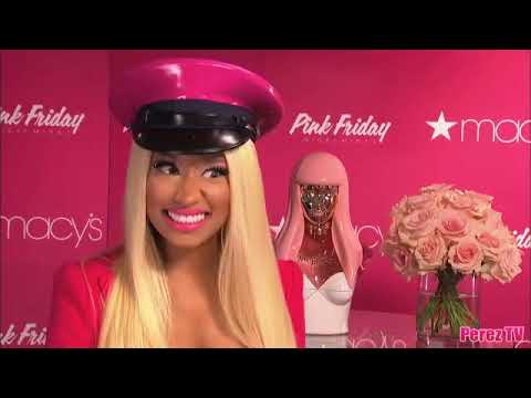 Nicki Minaj interviewed by Perez Hilton (2012)!