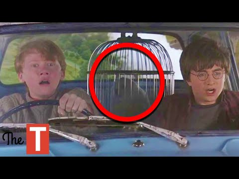 10 Plot Holes In Harry Potter That Left Fans Hanging