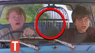 10 Plot Holes In Harry Potter That Left Fans Hanging