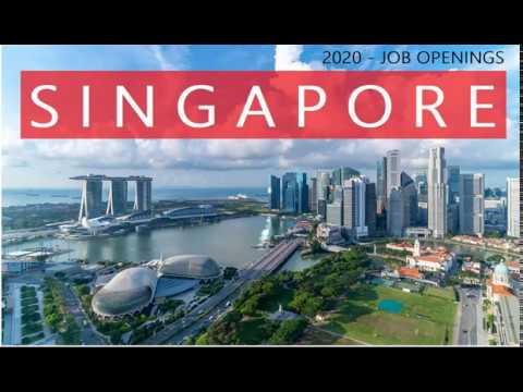 High Paid Jobs In Singapore//Urgent Job Vacancies In Singapore//Latest Job Openings In Singapore