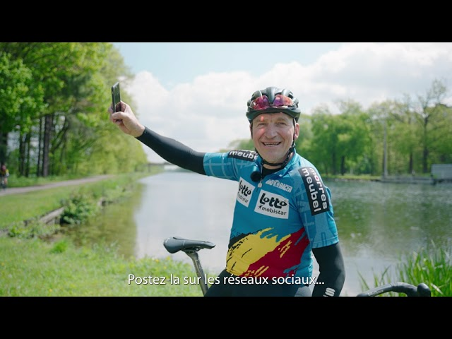 Lotto Challenge tijdens de Virtual Baloise Belgium Tour