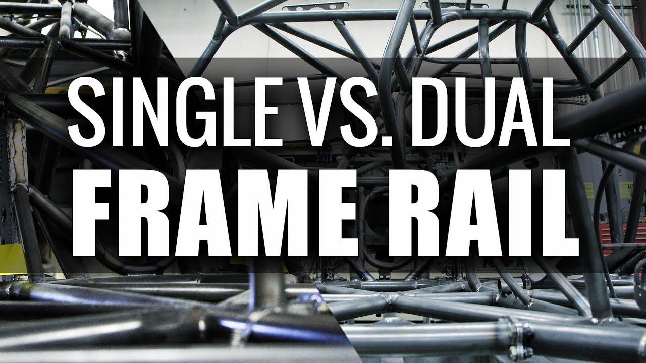 Single Vs Double Frame Rail Youtube