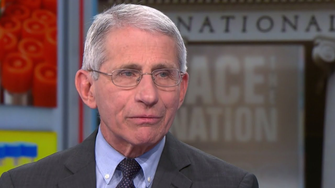 "Dr. Anthony Fauci says ""everything is on the table"" to fight spread of coronavirus"