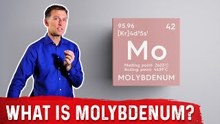 What is Molybdenum & its Benefits?