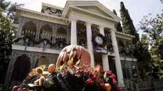 The Haunted Mansion song Grim, Grinning Ghosts