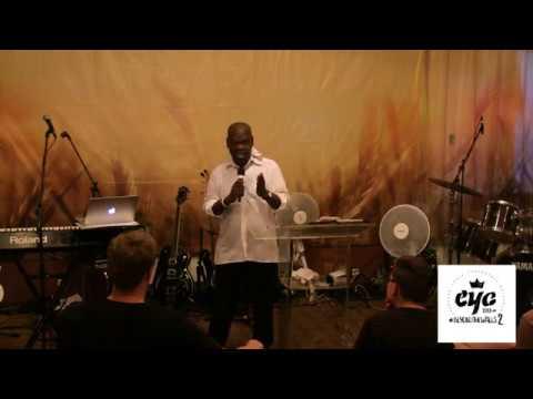 EYC 2018 session 8 - pastor Kwame Mensah