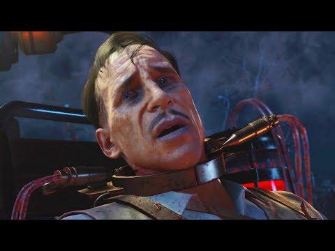 BLOOD OF THE DEAD EASTER EGG ENDING CUTSCENE (Black Ops 4 Zombies Blood of the Dead Ending)