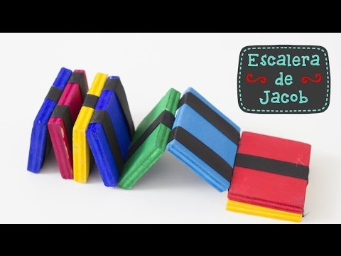 Juguetes De Madera Escalera De Jacob Youtube
